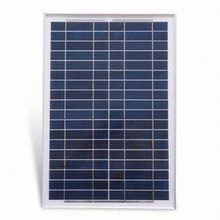 High Quality authentication customized 30w solar panel thin film