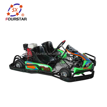 Go Kart New Design double seat 270CC Racing,Rental Popular Model