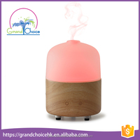 Ultrasonic 80ml aroma humidifier mini air freshener diffuser