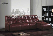 Modern Design Sofa Cum Bed Leather Sofa Bed YA-H079