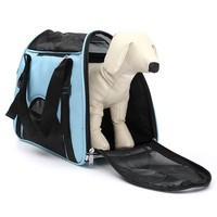 Space Capsule Double Shoulder Pet Dog Carrier Backpack Bag