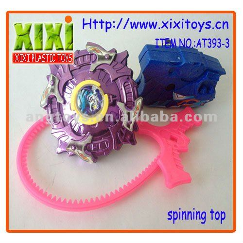 6.5Cm Promotional Alloy Spinning Top Hot Sale Beyblade Super Top