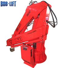 Pedestal Folding Hydraulic Marine Electric Deck Crane
