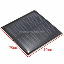2017 SHINE Cheap price OEM 3V 0.36W 90mA PET solar panel