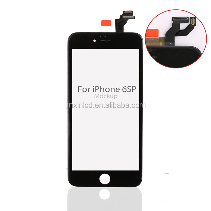 Guang zhou supplier lcd digitizer for iphone 6s plus lcd screen for wholesale