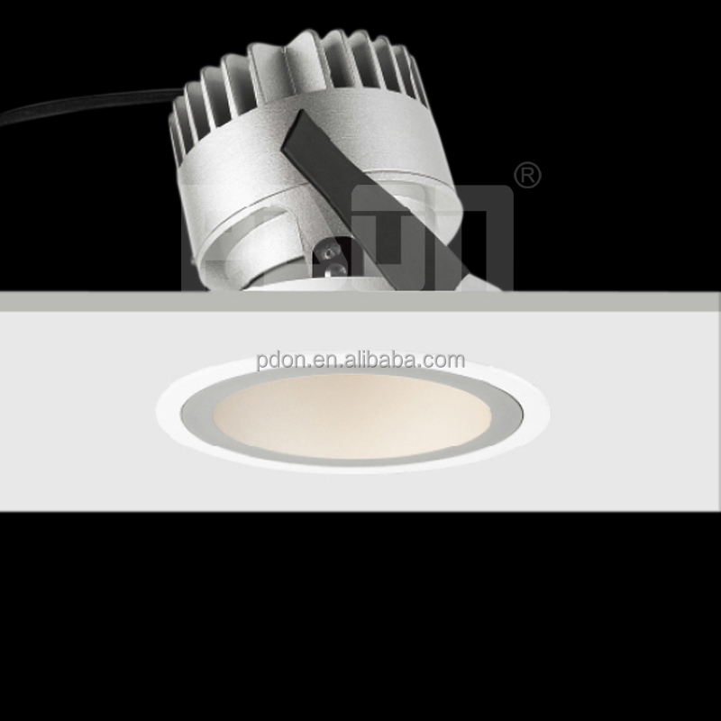 20W LED Ceiling Light Cabinet Downlight Fixture Recessed Lamp Driver