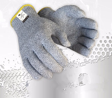 light weight cut resistant gloves with EN388 certificated