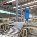Hot Sell Gypsum Board Manufacturing Line/Gypsum Board Manufacturing Plant/Plaster Board Production Plant