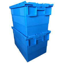 HOT SALE!factory direct cheap price unfoldable plastic pallet crate/box/carton