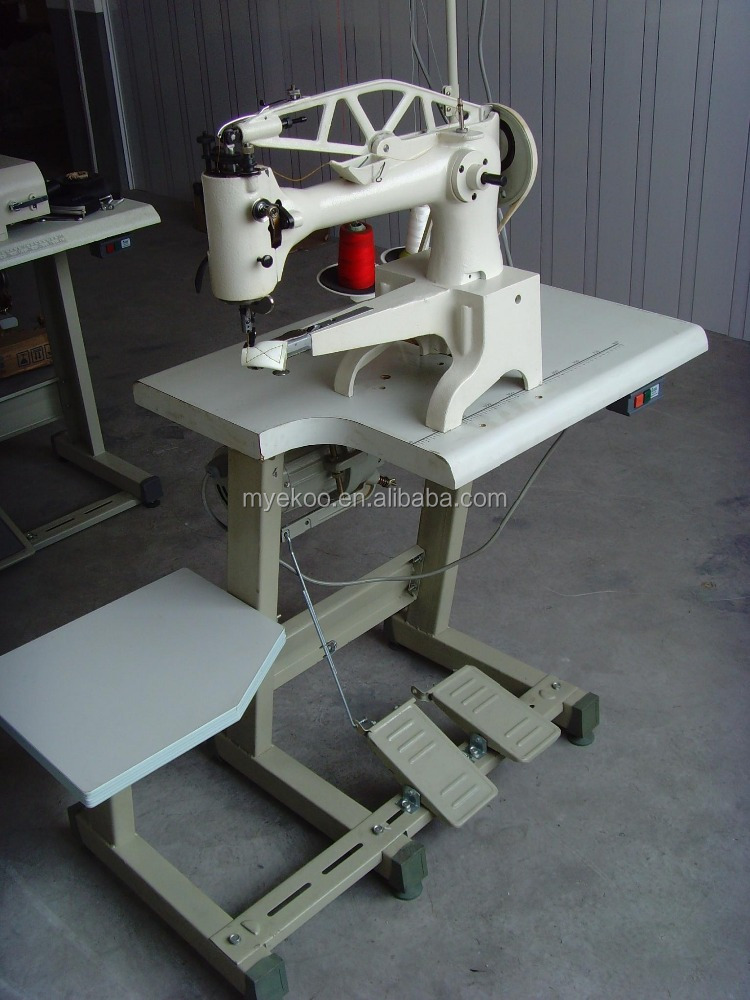 shoe patching machine