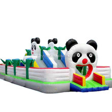 panda inflatable fun city