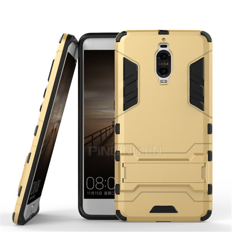 Wholesale For Huawei Gr5 2017 Case Cover Rugged Dual Layer Hard Armor Case For Huawei Gr5 2017
