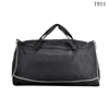Black Brand Name big travel bag with shoes compartment