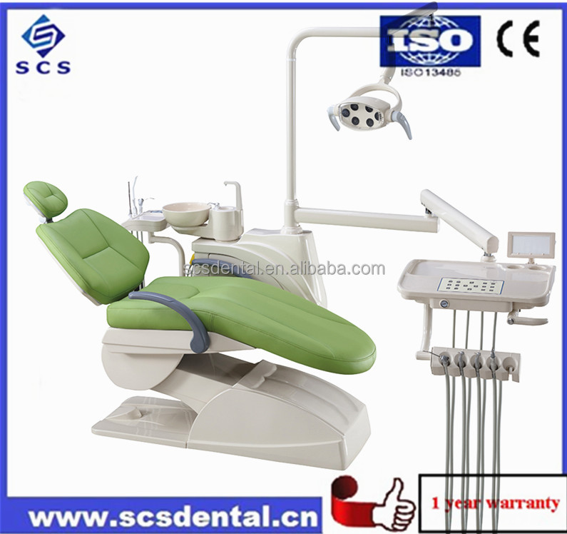Foshan dental unit for left handed/ right handed CE approved