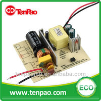 25W TRIPLE OUTPUT OPEN FRAME TYPE SWITCHING POWER SUPPLY