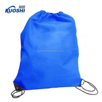 Nylon mesh ripstop Laundry drawstring bag