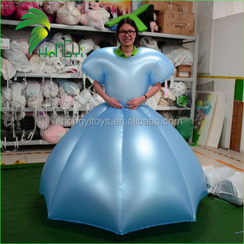 Inflatable Skirt 6