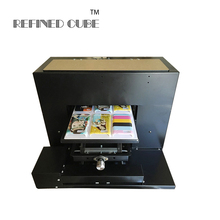 Hot Selling A4 size digital UV flatbed printer Direct To Garment For Wholesales