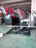 Motion Simulator 5D Cinema 4D 5D Theater System Middle 5D Movie Cinema From China