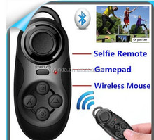 3D glasses Bluetooth controller/ joystick Bluetooth gamepad for android/IOS/PC