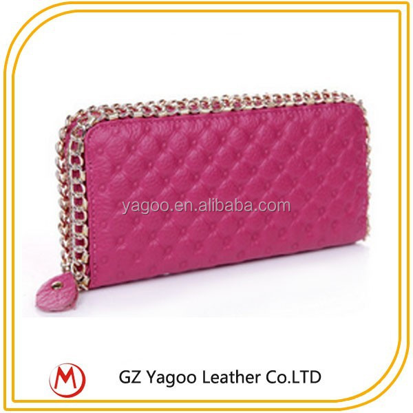 2015 Best Selling Fashion genuine leather wallet
