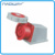 IP44 CEE/IEC 16-32A Panel mounted industrial waterproof 4 pin plug and socket