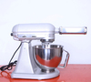 Electric industry food stand mixers,commercial spiral Flour dough kneading mixer machine, 5L professional stand mixer