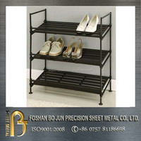 China Manufacturing client-orientated custom steel shoe rack