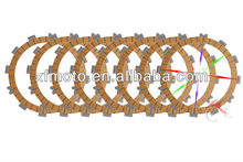 motorcycle Clutch Plates for Suzuki GSXR600 GSXR750 2006-2010
