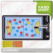 High quality magnetic plastic basketball/soccer Coach Board