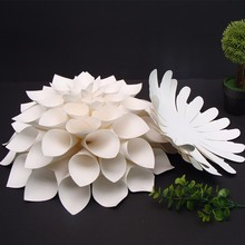 Best Selling Paper Flowers Wedding Wall Decorations