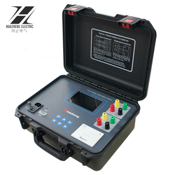 Digital Transformer Ratio Meter for testing CT,PT,CVT and Z-shaped connection transformer