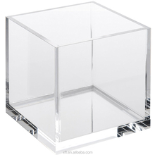 Factory Directly Custom Clear Square Small Acrylic Box Organizer