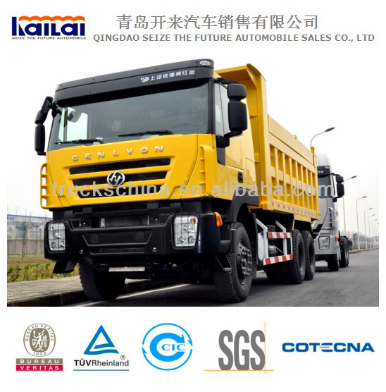 IVECO 6X4 430hp Tipper Dump Truck For Sale In Dubai