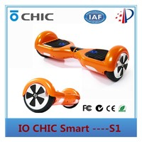 New high speed CHIC hands free Promotional electric scooter with smart balance wheel