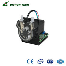 Speed regulation 0.16-164.13mL/min stepper motor 12v dosing peristaltic pump