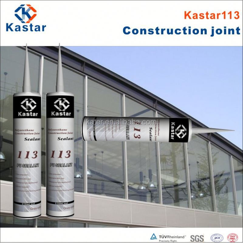 PU sealant for construction