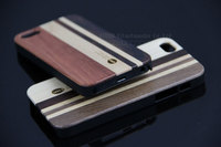 wooden case for iphone ,mixing wood case , for iphone accessories