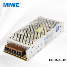 Mingwei sd 150w dual output switching power supply 5v 12v