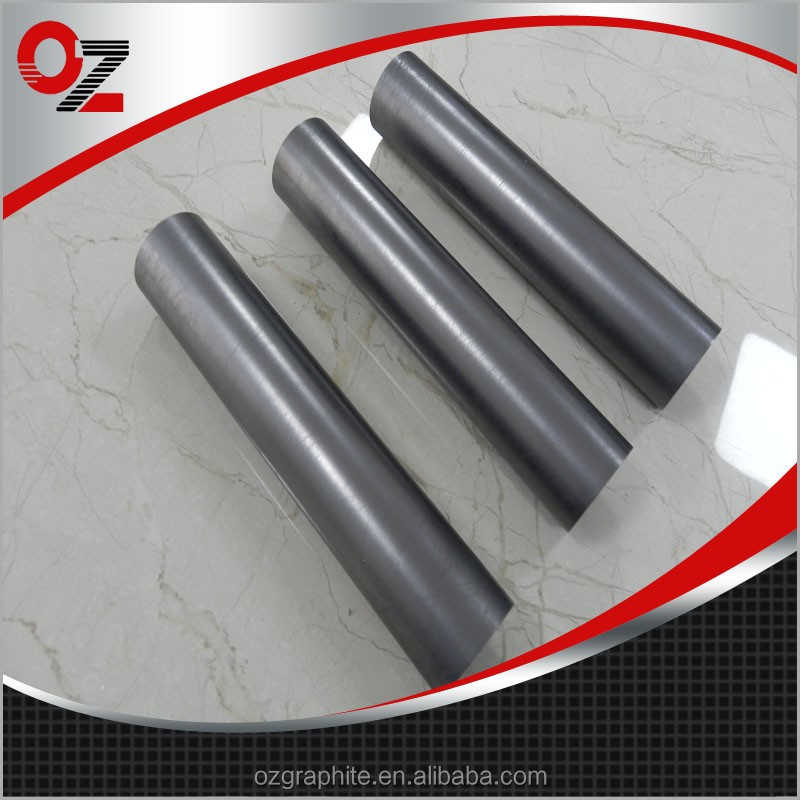 vibration Customized Threaded Graphite Rod