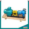 Horizontal end suction chemical centrifugal pump