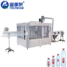Automatic Bottled Water Truck Bottling Capacity/Water Filling Machine South Africa