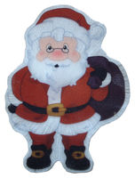 Fiber optic Father Christmas,led falshlight gifts, led christmas gifts 2014