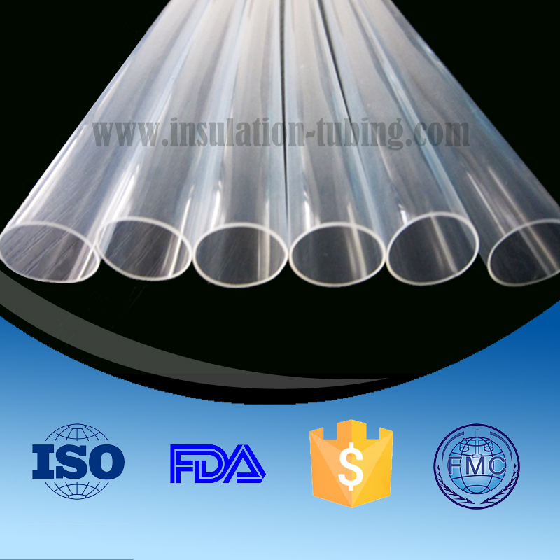 ROHS Standard Clear fep teflon shrink tube Supplier