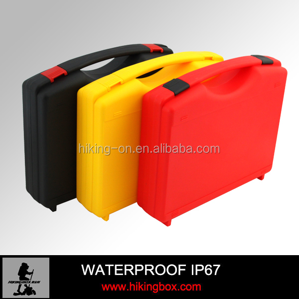 Manufacturer Simple Blow Molded Custom Hardware Tools Plastic Equipment Case XPC103