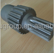 agricultural farming tool rotavator gears sand casting