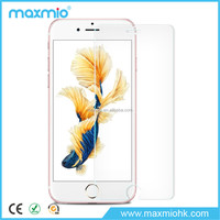 New Arrival 0.3mm Crystal Clesr Tempered Glass Screen Protector for iPhone 6S