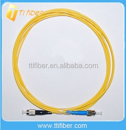 FC/ST Simplex Fiber Optic Cable/Fiber Optic Equipment