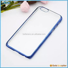 new phone product for iphone 6 case pc mirror phone cases electroplating cell phone case