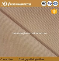 lovely Dyed Polyester Cotton White Nurse Uniform Fabric for bag raincoat tablecloth